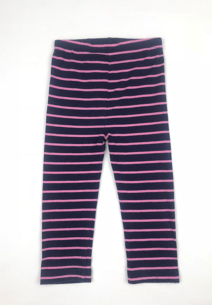 Esprit Two Tone Stripes Leggings