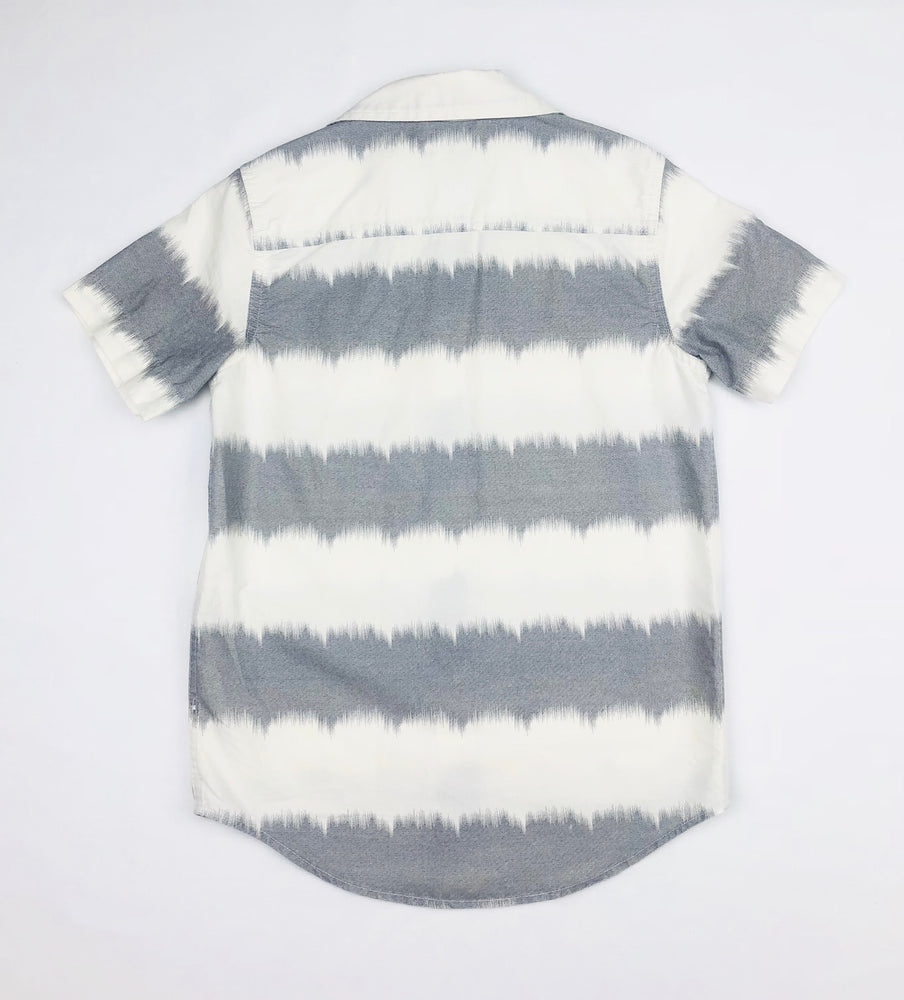 Gap Boys Zigzag Short Sleeve Shirt