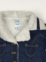 Old Navy Sherpa Denim Jacket