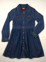 Joe Fresh Girls Denim Dress