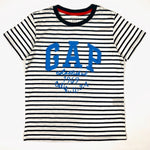 Gap Kids Boys White Stripe Shirt