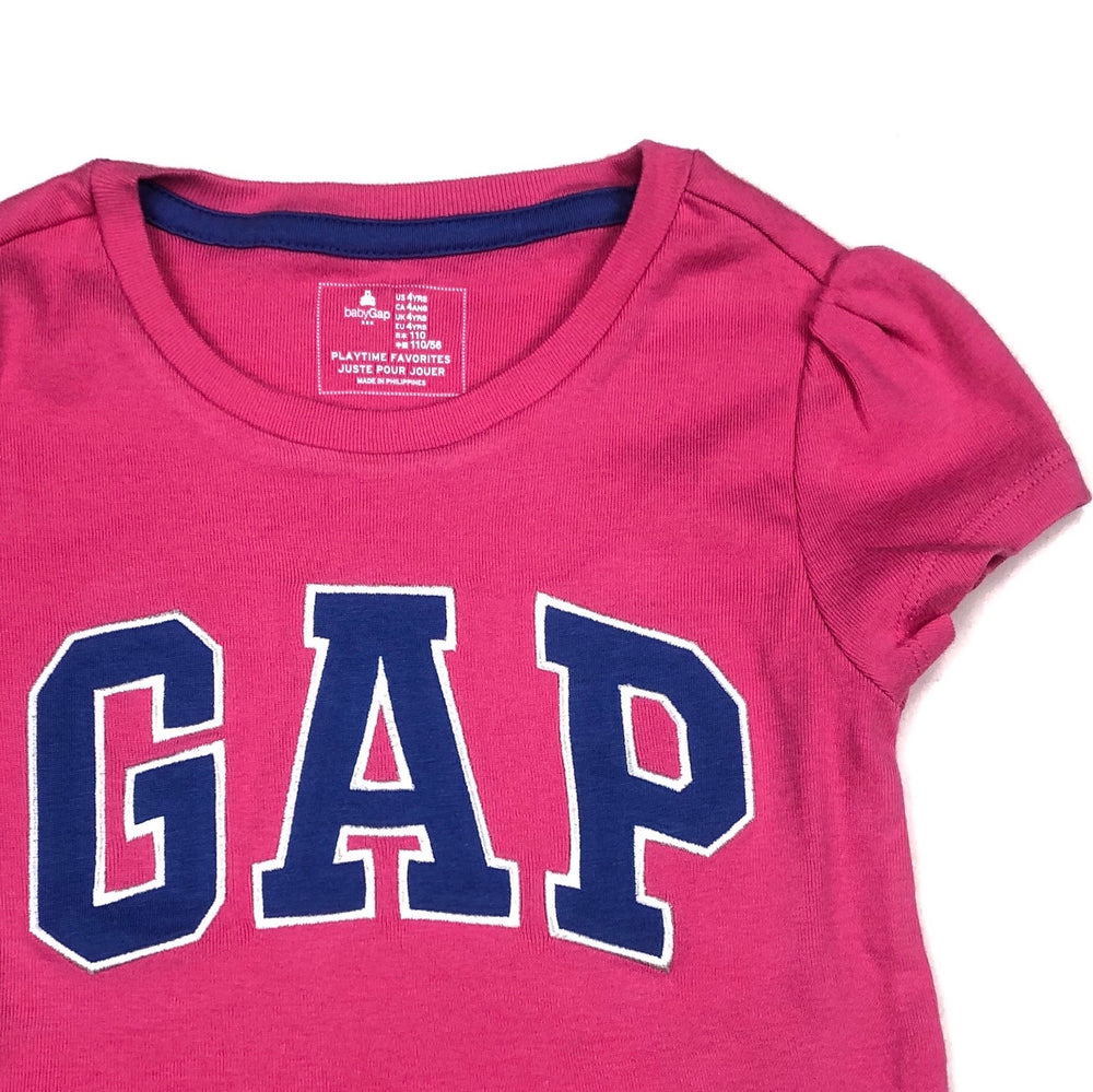 Baby Gap Pink with Logo Top