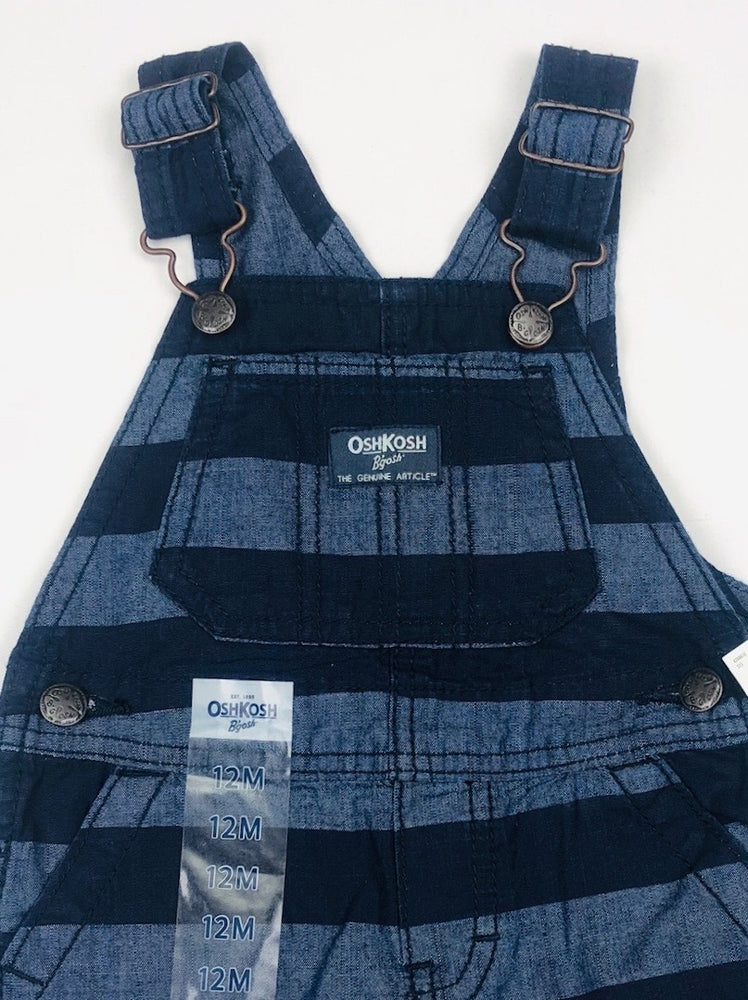 OshKosh Boys Stripe Shortall