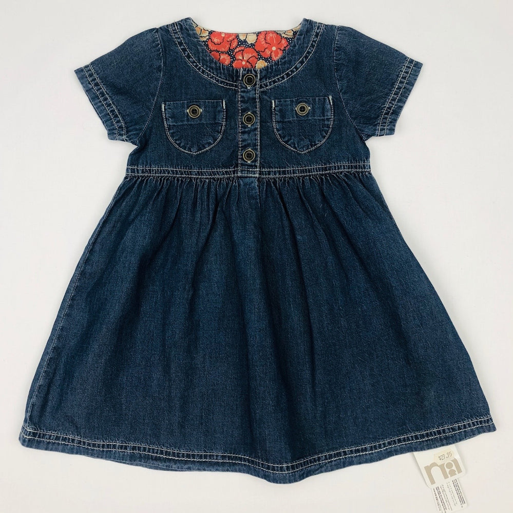 Mother Care Chambray Dress
