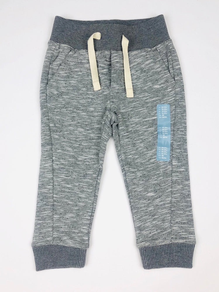 Baby Gap Grey Textured Trackies