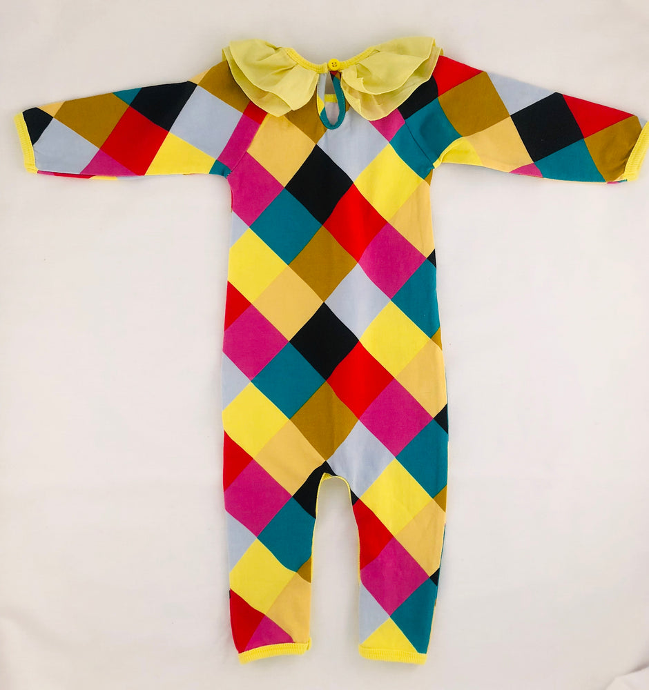 Rock Your Baby Circus Jumpsuit