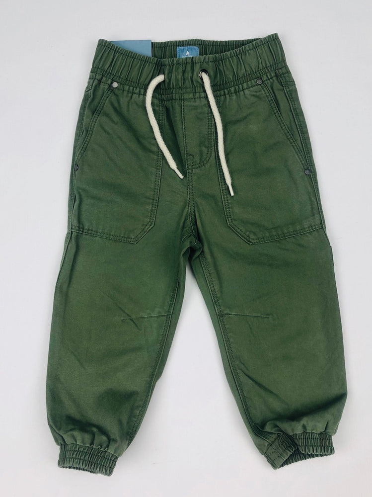 Baby Gap Green Cargo Pants