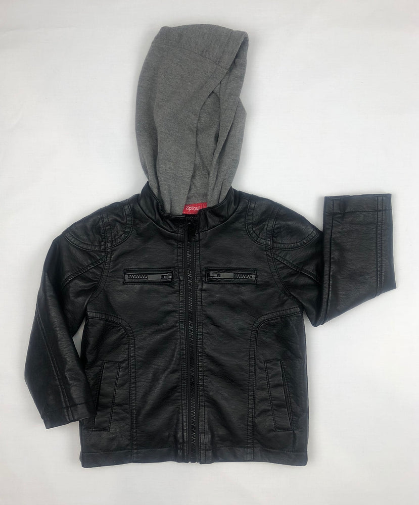 Sprout Boys Hooded Jacket