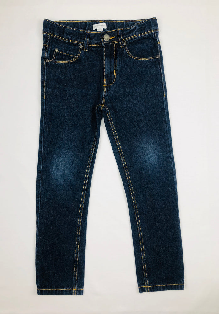 Pumpkin Patch Boys Dark Blue Jeans