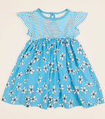 Pumpkin Patch Girls Floral Dress