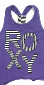 Roxy Girls Purple Tee