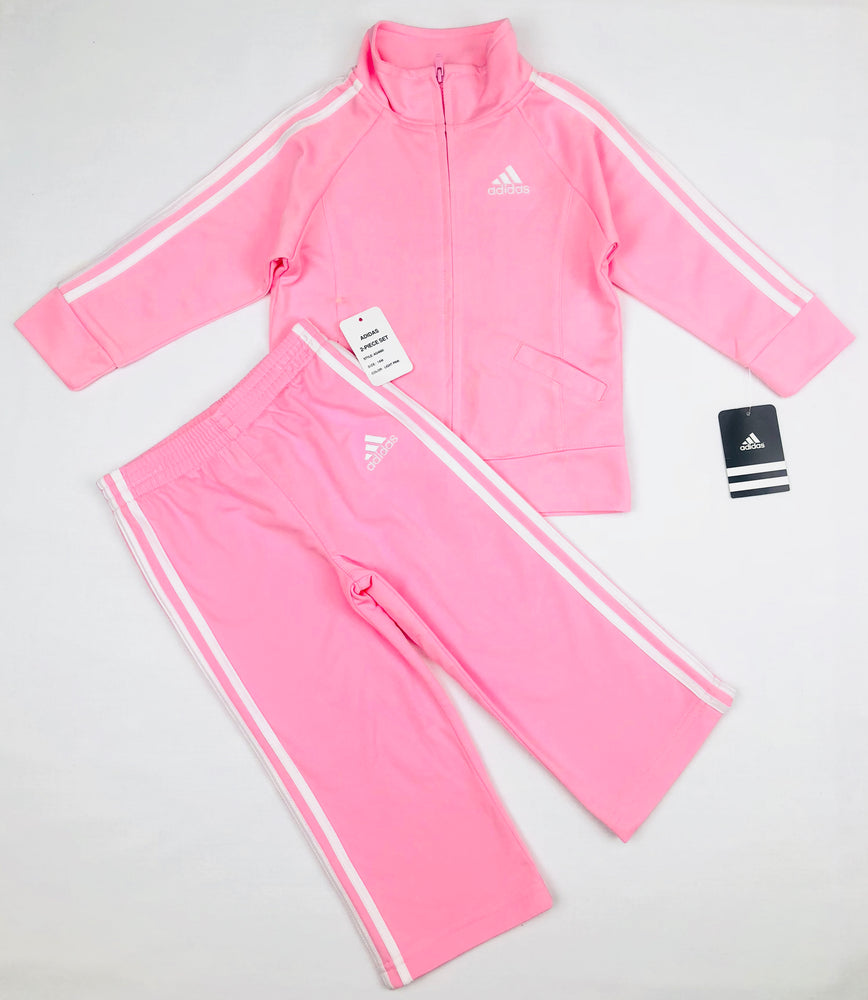 Adidas Classic Tricot Replen Set Girls