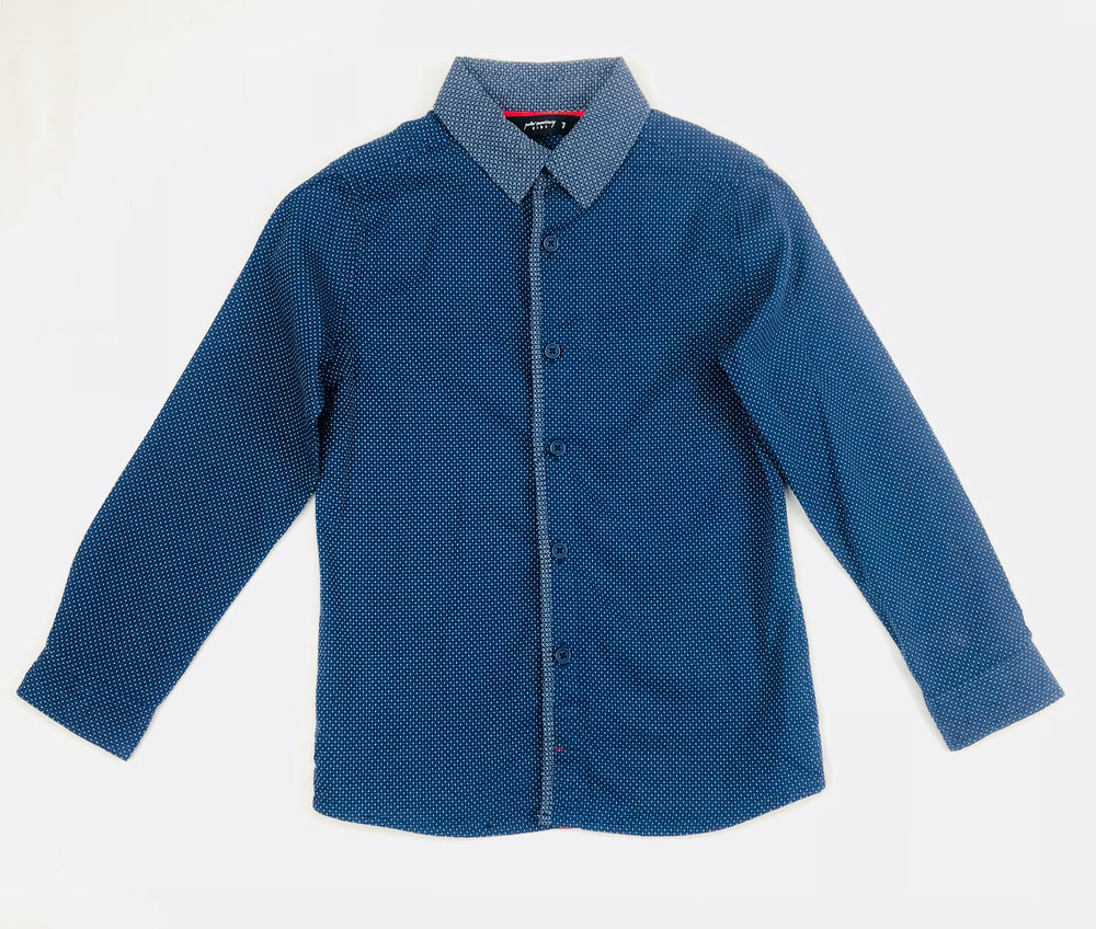 Peter Morissey Boys Diamond Shirt