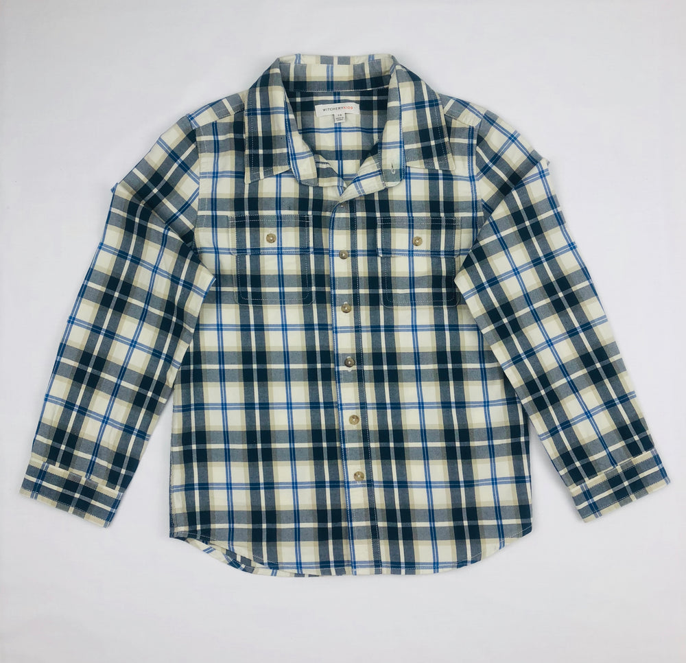 Witchery Boys Long Sleeve Shirt