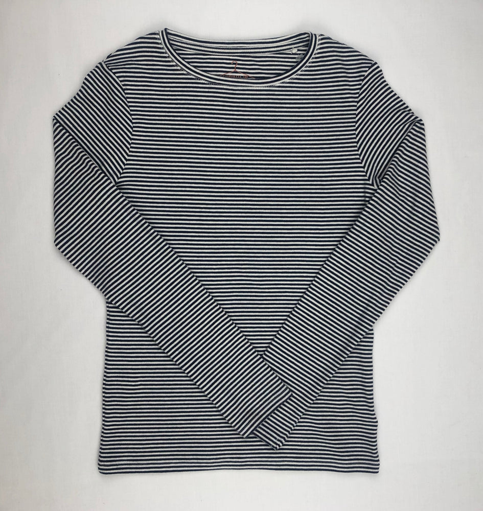 Next Girls Stripes Basic Tee