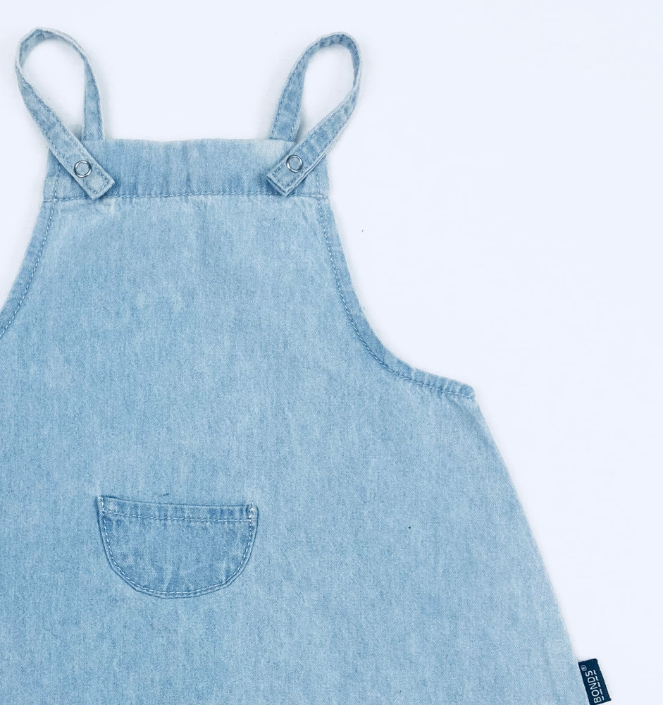 Bonds Chambray Overall