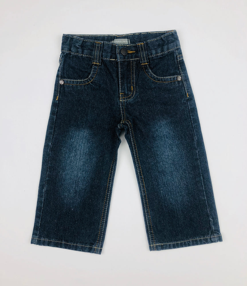 Pumpkin Patch Boys Black Denim Pants