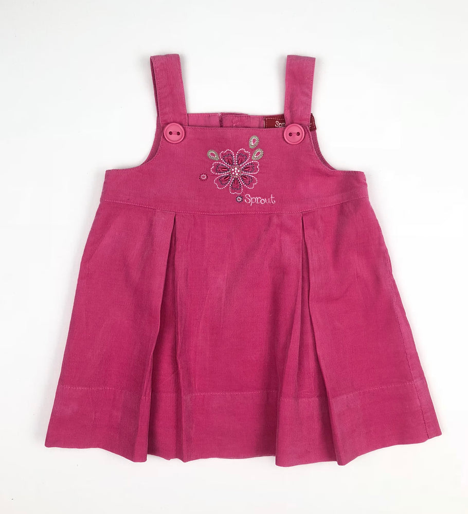 Sprout Girls Corduroy Pinafore