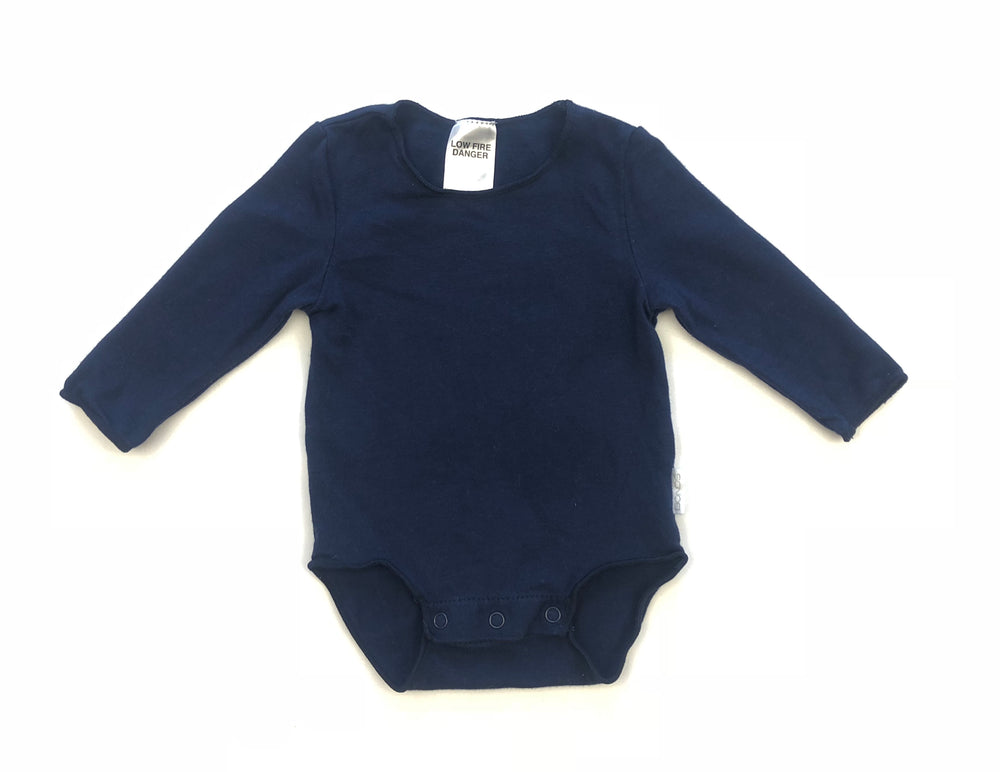Bonds NB Dark Blue Bodysuit