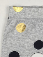 Cotton On Grey Big Dots Trackies