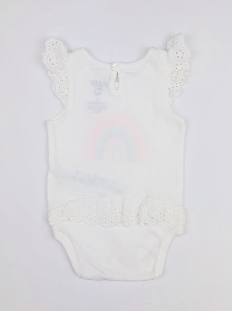 Cotton On Rainbow Girls Bodysuit