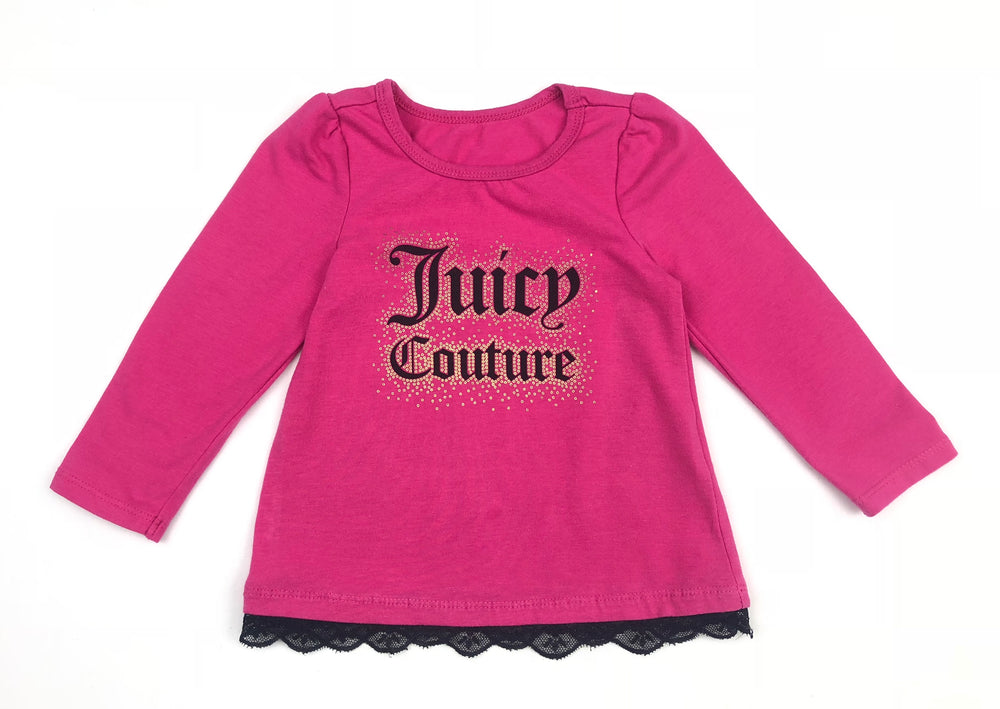 Juicy Couture Hot Pink Top
