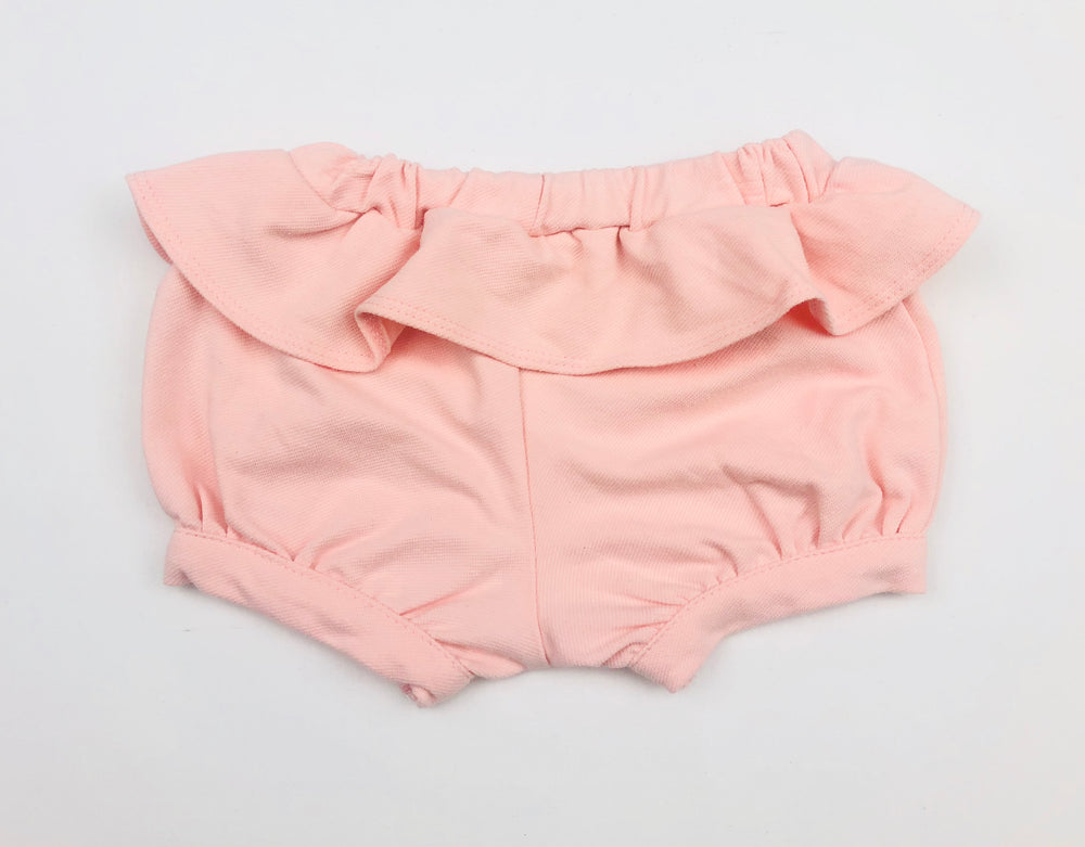 Peach Parfait Girls Shorts