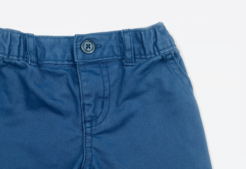 Carter's Boys Periwinkle Shorts