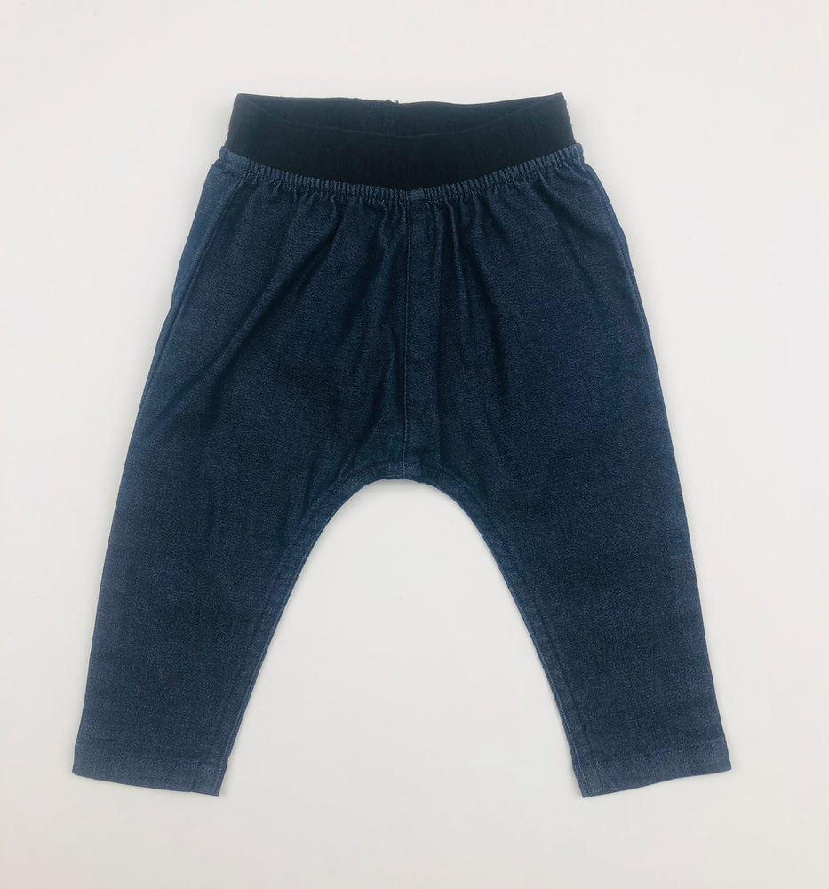 Bonds Girls Dark Chambray Pants