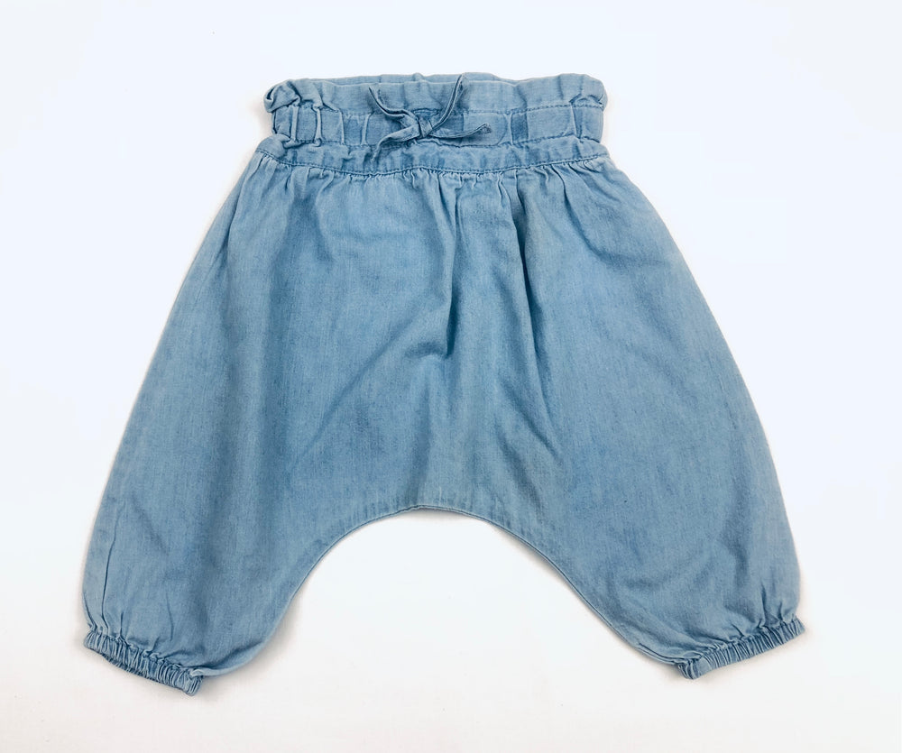 Cotton On Baby Chambray Pants