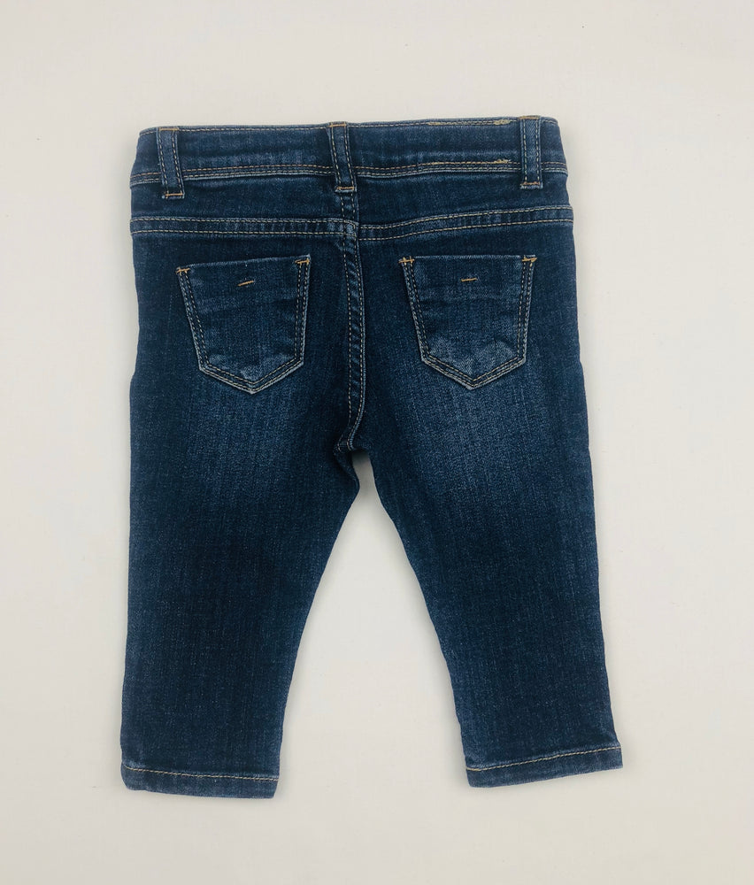 Zara Baby Girl Blue Denim