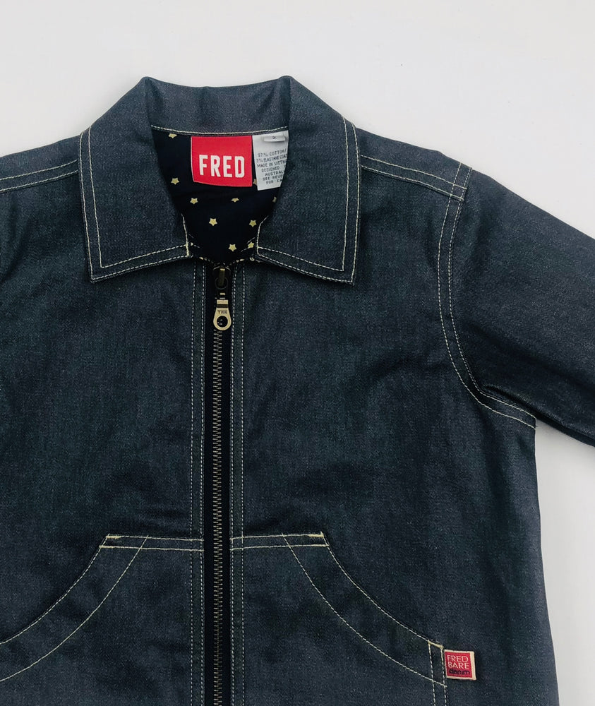 Fred Bare Star Denim Jacket