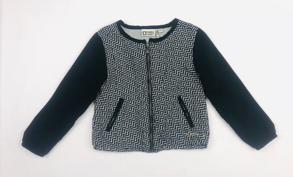 Tumble and Dry Chevron Jacket