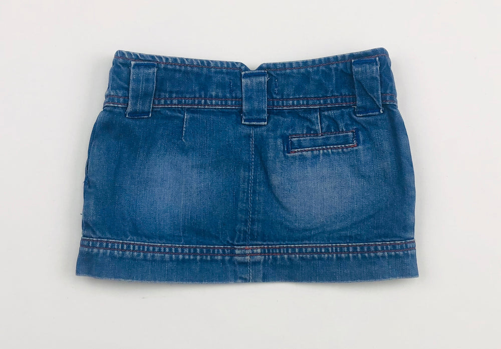 Witchery Girls Blue Denim Skirt