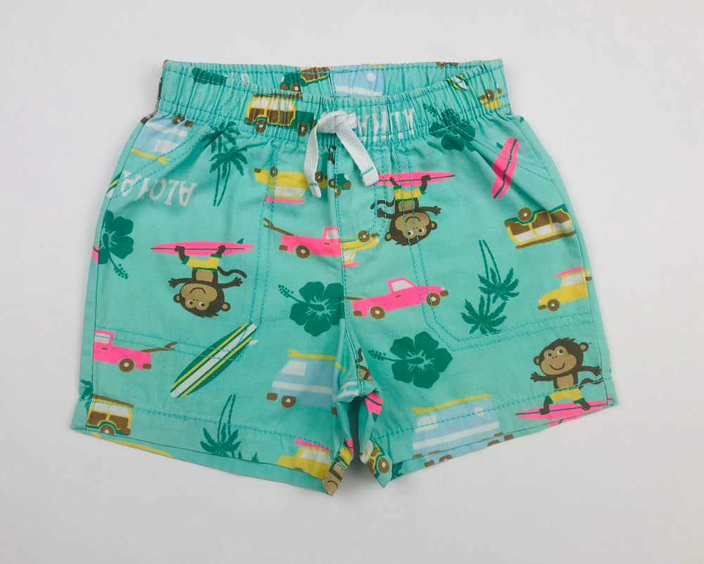Carter's Boys Surfin' Shorts