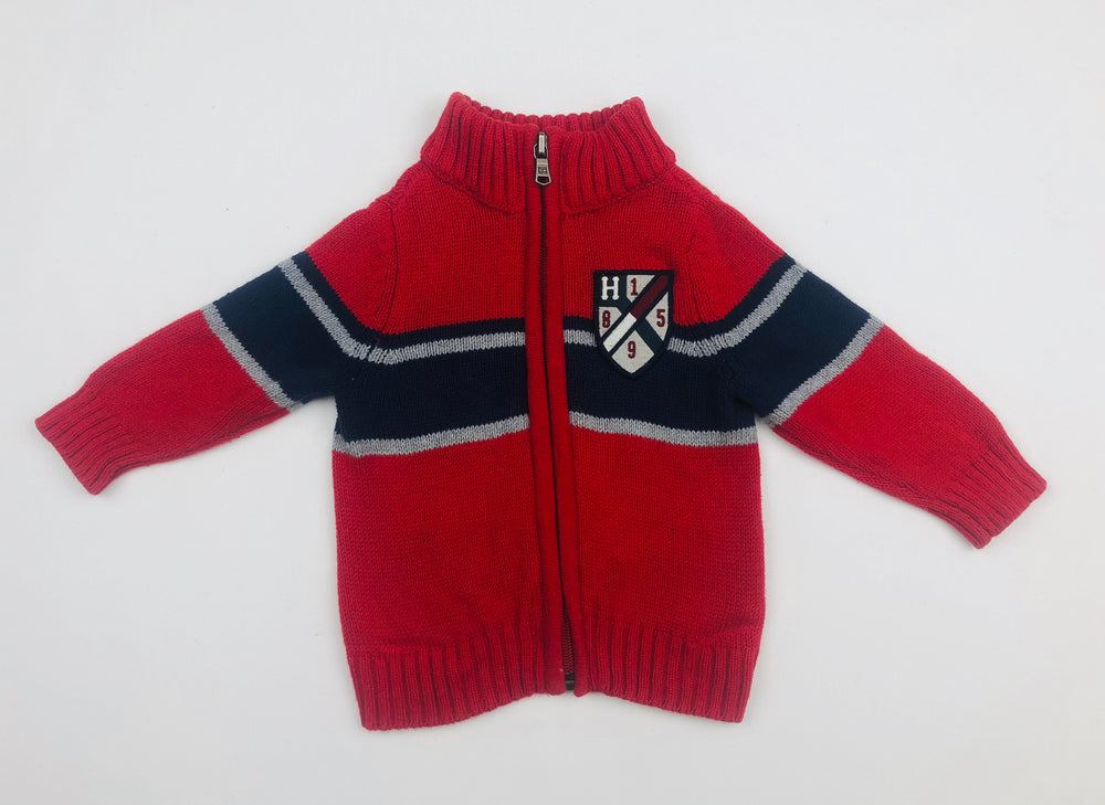 Tommy Hilfiger Knitted Jacket