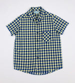 Brooklyn Industries Chequered Polo Shirt