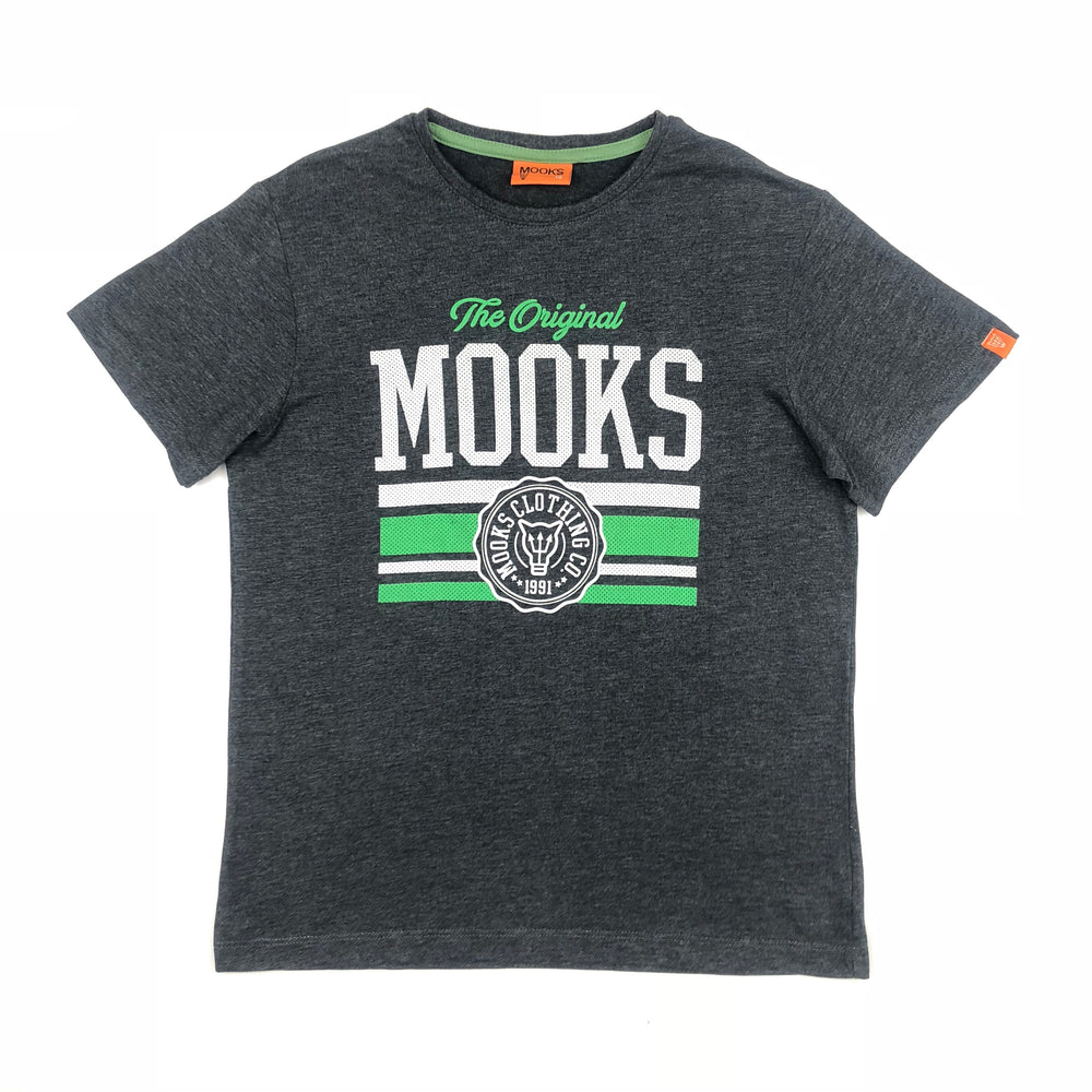 Mooks Boys Grey Shirt