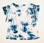 Ghanda Teen Girls Tie Die Shirt
