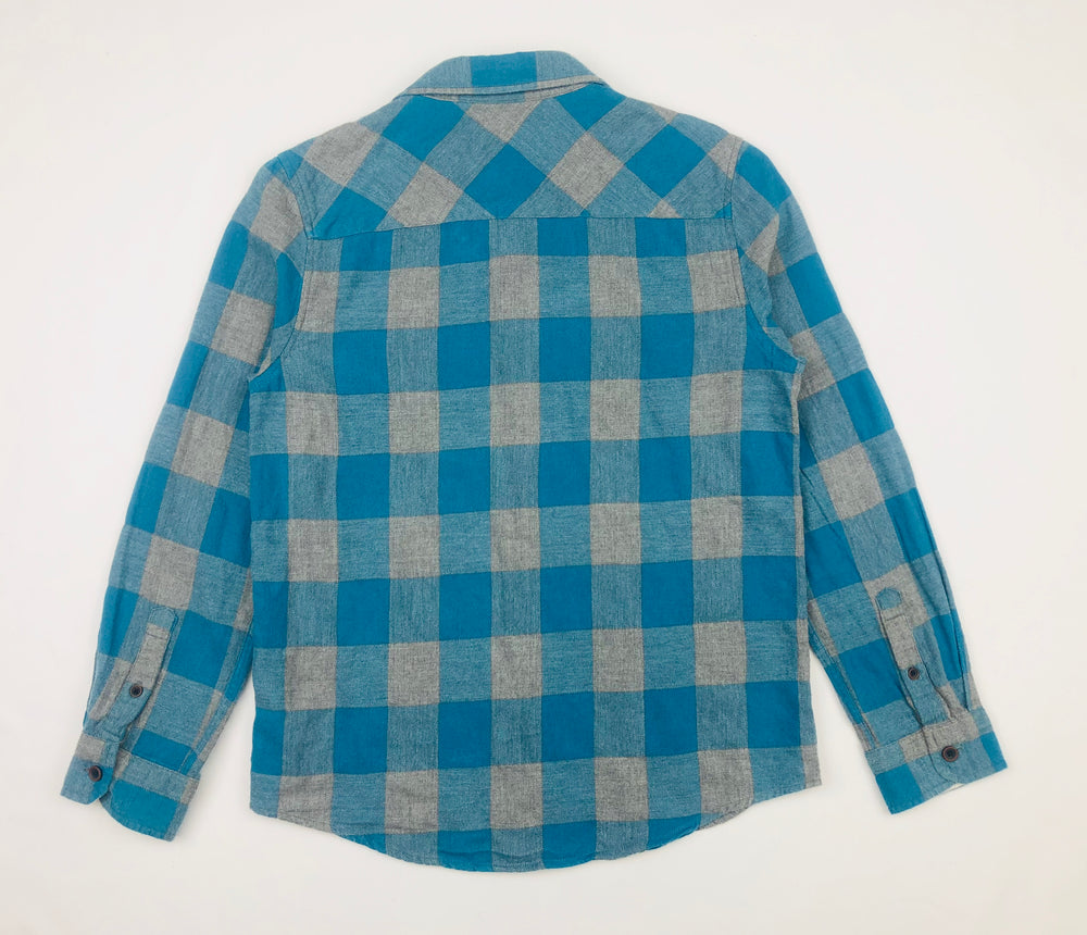 Zara Kids Boys Flannelette Shirt