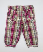 Lilliput ¾ Plaid Pants