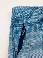O'Neill Blue Plaid Shorts