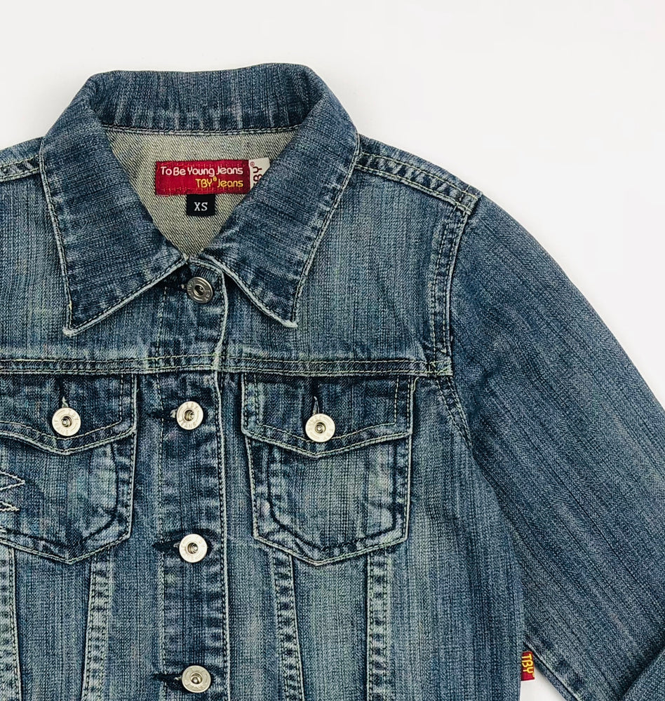 To Be Young Jeans Denim Jacket (TBY)
