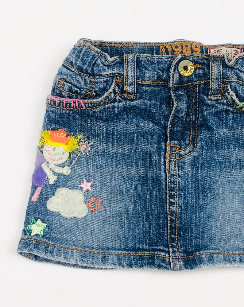 Children's Place Denim Skirt