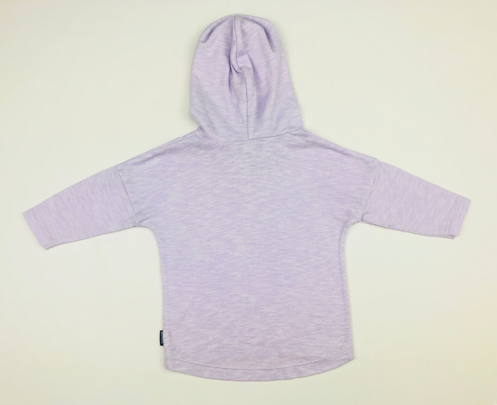 Bonds Girls L/S Lilac Top