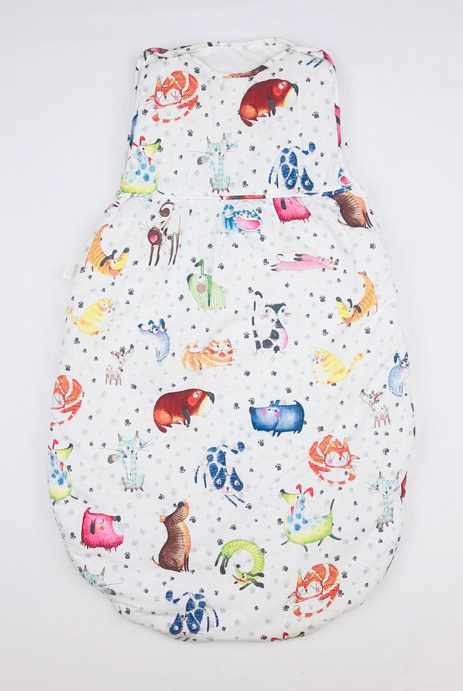 Zara Home Baby Animals Sleeping Bag 2.5 tog
