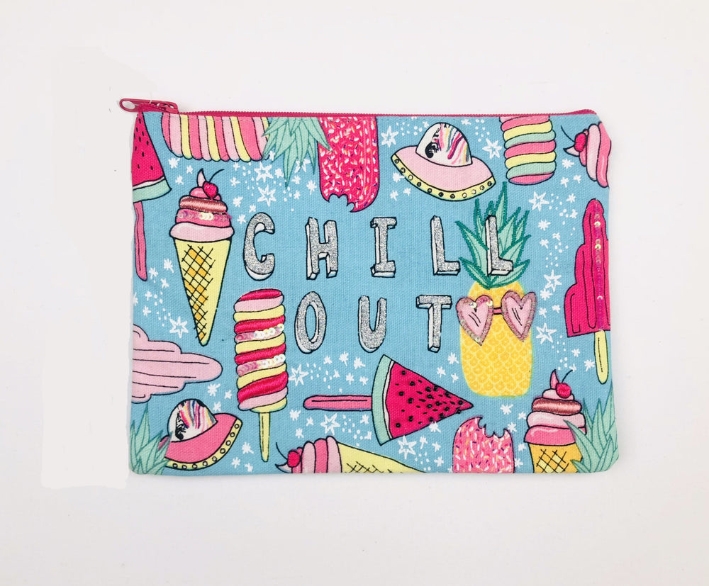 Angels Girls Rule Chill Out Purse