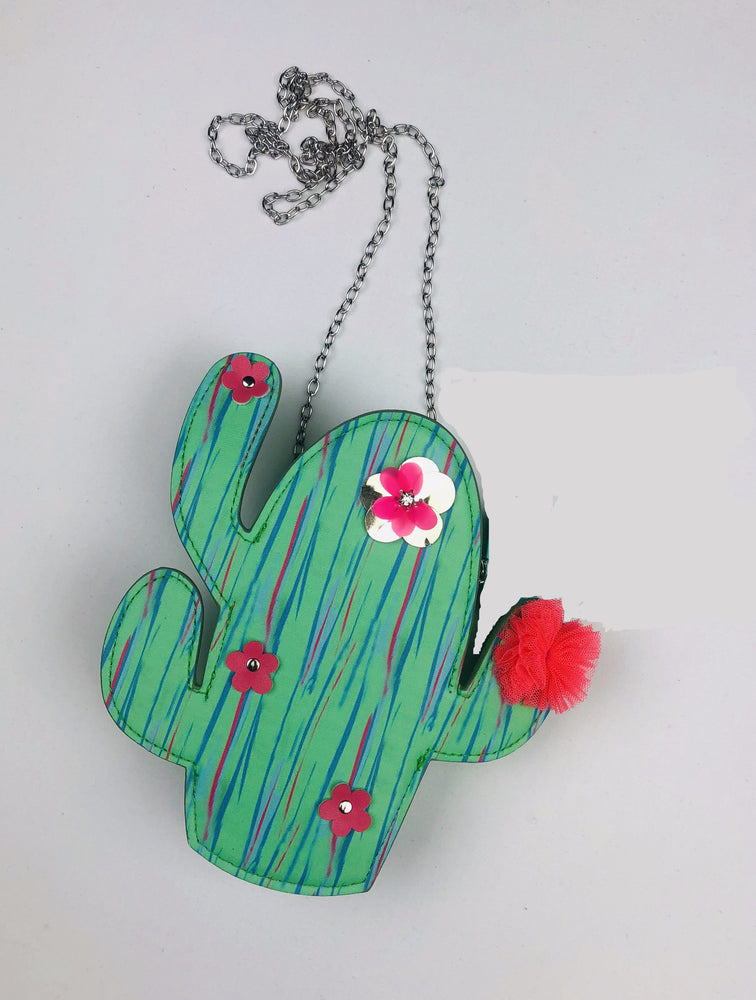 Monsoon Children Paradise Cactus Bag