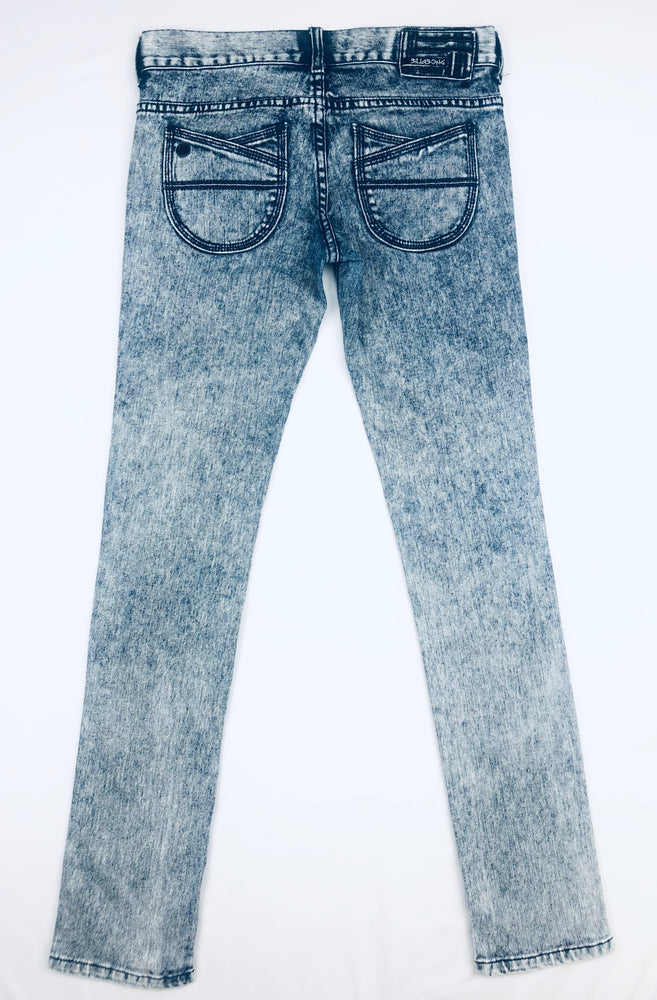 Billabong Acid Wash Supaslim Denim
