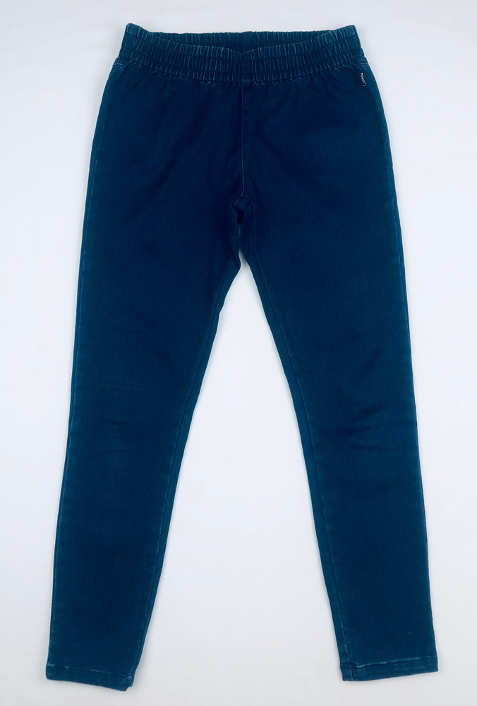 Bonds Blue Stretch Jeggings